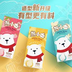GuangMingPai光明牌熊小白3+白雪10+奇形娃娃4组合冰淇淋 99元包邮(需用券)