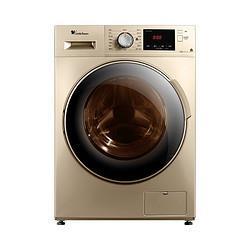 LittleSwan小天鹅小天鹅(LittleSwan)洗衣机滚筒全自动10公斤TG100V22DG    1799元(包邮、需用券)