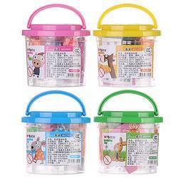 M&G晨光AKE04001桶装彩泥9色 3元(需买12件,共36元)
