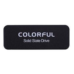 COLORFUL七彩虹SL500SSDMini固态硬盘500GB 339元