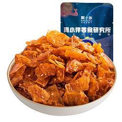 ZHOUHEIYA周黑鸭周小伴零食研究所麻辣豆皮60g