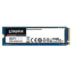 Kingston金士顿NV1系列500GBSSD固态硬盘M.2接口 295元