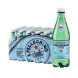S.PELLEGRINO圣培露新鲜到货S.PELLEGRINO圣培露含气天然矿泉水500ml24瓶/箱    79元