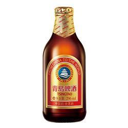 TSINGTAO青岛啤酒TsingTao)小棕金11度296ml*6瓶 24.9元