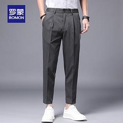 ROMON罗蒙S1K145830男士休闲长裤 79元