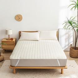 J.ZAO京东京造抗菌床垫保护垫单人床褥床垫120×200cm白色
