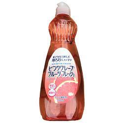 ROCKET火箭石碱多功能清洁剂洗洁精西柚香600ml/瓶 15.92元