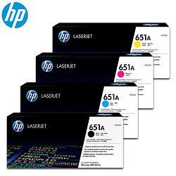 HP惠普ce340a651a硒鼓黑套装
