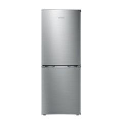 SKYWORTH创维BCD-160直冷双门冰箱160L银色838元