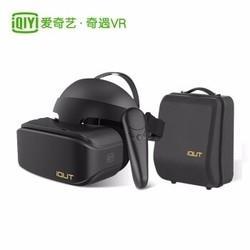 iQIYI爱奇艺奇遇2S胶片灰4KVR一体机VR眼镜会员套装版4G+128G内存丰富影视游戏资源    2999元