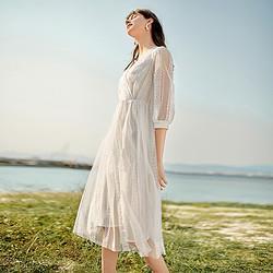 DUIBAI对白ADQ091W女士连衣裙 96元(需用券)