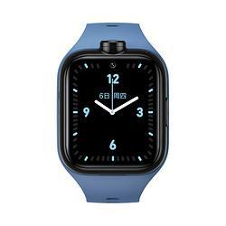 MI小米4Pro儿童智能手表45mm黑色蓝色TPU表带8GB(GPS、扬声器)