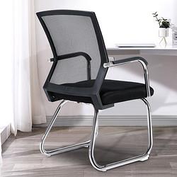 泉枫N121-01家用办公椅黑色    98元