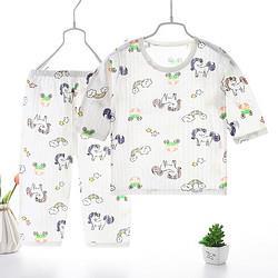 京东PLUS会员:多贝鱼宝宝睡衣套装