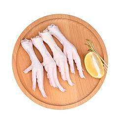 springsnow春雪食品生鲜鸡爪500g 16.45元(需买2件,共32.9元)