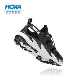 HOKAONEONE男女款Hopara霍帕拉缓震登山徒步越野鞋2021春夏新品黑色/白色-男女款37/230mm 899元