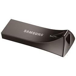 SAMSUNG三星USB3.1金属外壳闪存盘高速U盘128G传输速度400MB/s深空灰 124.9元