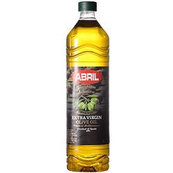 ABRIL西班牙原装进口艾伯瑞特级初榨橄榄油1L塑料桶装食用油 35.16元(需买2件,共70.32元)