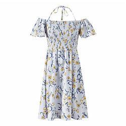 Metersbonwe美特斯邦威243W4011637902P190211女士连衣裙 54元