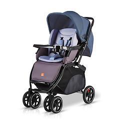 gb好孩子高景观婴儿手推车双向可坐躺减震宝宝车可折全蓬加宽婴儿车C400649元