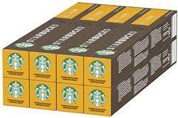STARBUCKS星巴克Starbucks星巴克Nespresso意式浓缩黄金烘培咖啡胶囊,10粒(8包,共80粒) 159.23元