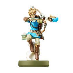 Nintendo任天堂SwitchNSamiibo塞尔达传说荒野之息系列日版正版手办 99元
