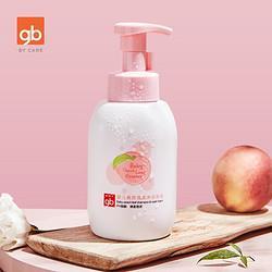 gb好孩子婴儿桃叶泡沫型洗发沐浴二合一500ml35.9元