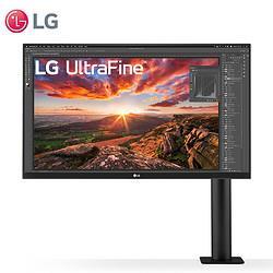 LG乐金27英寸4KHDR400Type-C反向60W充电10.7亿色