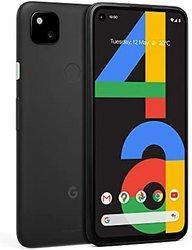 Google谷歌Pixel4aAndroid移动电话黑色128GB24小时电池夜视无锁机 2311.58元