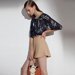 ochirly 欧时力 1ZY2012490 女士雪纺衬衫 59元(需用券)
