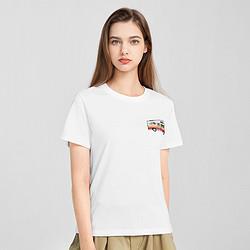 THENORTHFACE北面4UBMFN4女款户外短袖T恤166元