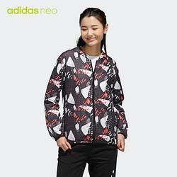 adidas阿迪达斯neoWFVWDBRKDW7813女子外套 176元