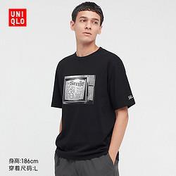 UNIQLO优衣库UT系列441413情侣装印花短袖 59元