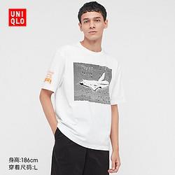 UNIQLO优衣库441412情侣款T恤 59元
