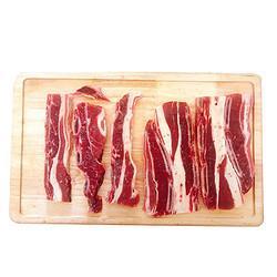 HONDOBEEF恒都牛肉恒都牛肋排2斤带骨排骨段生牛肉排骨新鲜冷冻109元