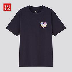 UNIQLO优衣库X三丽鸥合作系列437862女装印花T恤59元
