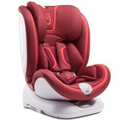 Armocare安默凯尔AC-3S全能盾S汽车儿童安全座椅0-12岁火星红 1570元