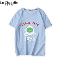 LaChapelle拉夏贝尔儿童纯棉短袖T恤 16.7元
