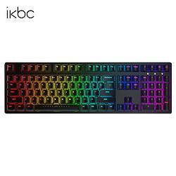 iKBCF410108键有线机械键盘Cherry轴 399元