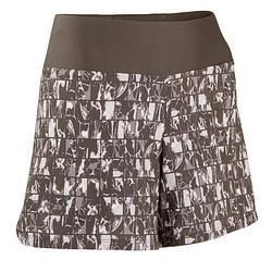 DECATHLON迪卡侬运动短裤女夏季外穿跑步健身训练裤速干薄款宽松瑜伽裤RUNW53.8元