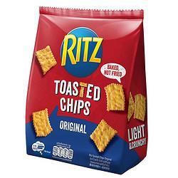 RITZ乐之亿滋越南原装进口零食乐之RITZ烤薯片麦香原味229g 9.95元