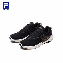 FILA斐乐ATHLETICS斐乐男鞋健身鞋跑步鞋2021春季新款透气运动鞋黑43519元