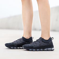 XTEP特步潮流减震全掌气垫女鞋运动鞋子女款休闲鞋跑步鞋 81.6元