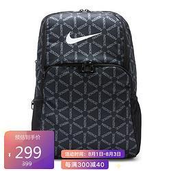 NIKE耐克男女通款运动包双肩包电脑包背包 329元