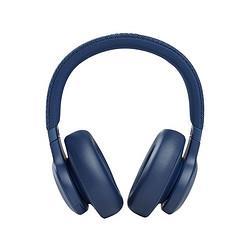 JBL杰宝LIVE660NC耳罩式头戴式蓝牙降噪耳机蓝色 1199元