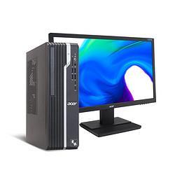 acer宏�Acer)商祺SQX4270660C商用办公台式电脑整机家用电脑(十代i5-104008G512GSSDwifi)23.8英寸 3789元