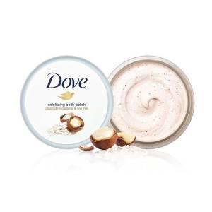 Prime会员:Dove 多芬 奶油淋浴磨砂膏 225ml*4件装    126.68元