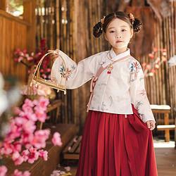 初立儿童中国风汉服