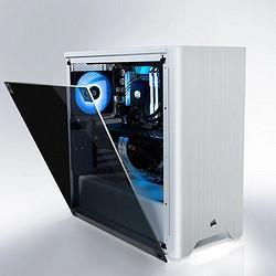 MLOONG名龙堂台式组装电脑主机(i710700F、16GB、512GB、RTX3070) 9291元
