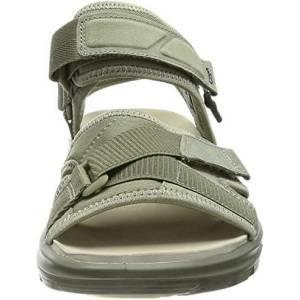 ecco 爱步 ECCO 爱步 Exowrap 男士3绑带运动凉鞋 575.65元